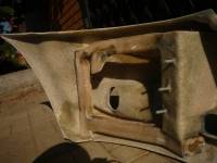 Силовой передний бампер (с усилителем) на УАЗ Патриот